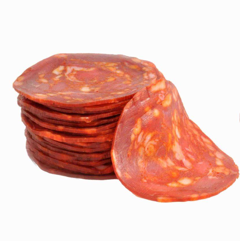 Chorizo Rojo Escámez