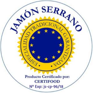 Jamón Serrano ETG Reserva Escámez