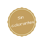 Sin colorantes