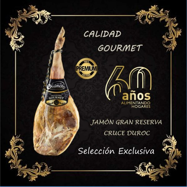 Jamón Gran Reserva Gourmet