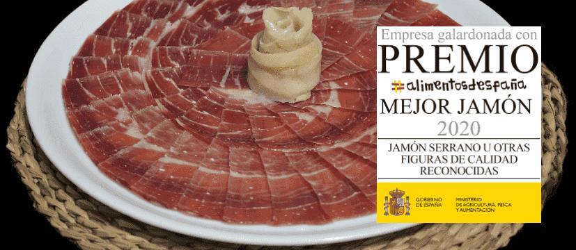 Un año del Premio al Mejor Jamón Serrano de España